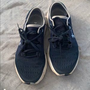 Under armour running shoes
